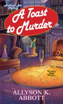 A Toast To Murder, A, Paperback / softback Book