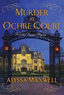 Murder at Ochre Court, Hardback Book