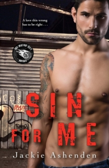 Sin for Me, Paperback Book