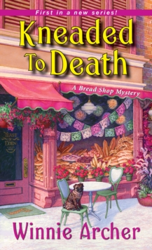 Kneaded to Death, Paperback Book
