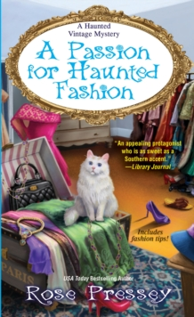 A Passion For Haunted Fashion, Paperback Book