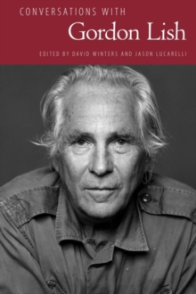 Conversations with Gordon Lish, Paperback Book