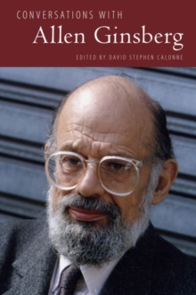 Conversations with Allen Ginsberg, Paperback / softback Book