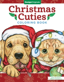 Christmas Cuties Coloring Book, Paperback / softback Book