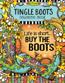 Tingle Boots Coloring Book, Paperback / softback Book