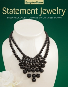 Easy To Make Statement Jewelry, Paperback / softback Book