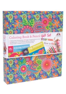 Hello Angel Coloring Book Gift Set, General merchandise Book