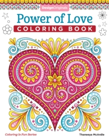 Power of Love Coloring Book, Paperback / softback Book