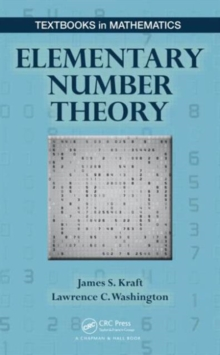 Elementary Number Theory, Hardback Book