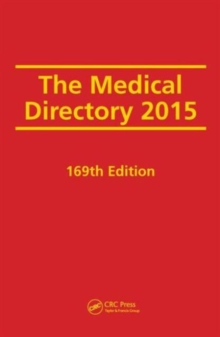 The Medical Directory 2015, Hardback Book