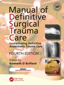 Manual of Definitive Surgical Trauma Care, Fourth Edition, Mixed media product Book