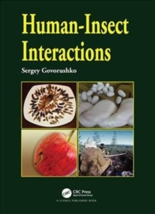 Human-Insect Interactions, Hardback Book