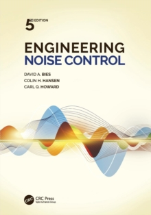 Engineering Noise Control, Fifth Edition, Paperback Book