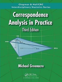 Correspondence Analysis in Practice, Hardback Book