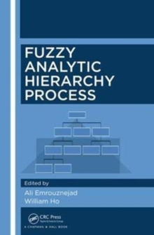 Fuzzy Analytic Hierarchy Process, Hardback Book
