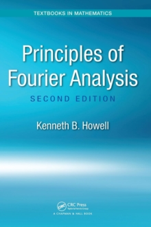 Principles of Fourier Analysis, Hardback Book