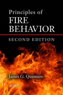 Principles of Fire Behavior, Hardback Book