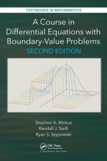A Course in Differential Equations with Boundary Value Problems, Second Edition, Hardback Book