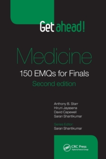 Get ahead! Medicine : 150 EMQs for Finals, Second Edition, Paperback Book