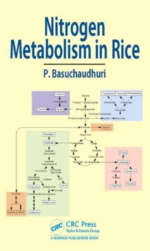 Nitrogen Metabolism in Rice, Hardback Book