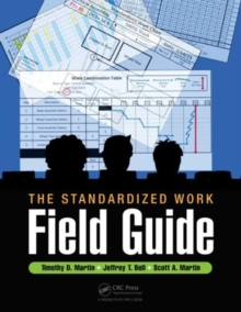 The Standardized Work Field Guide, Paperback / softback Book