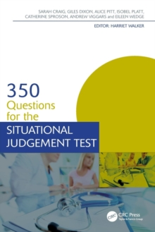 350 Questions for the Situational Judgement Test, Paperback / softback Book