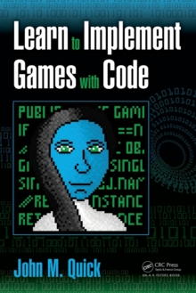 Learn to Implement Games with Code, Paperback / softback Book