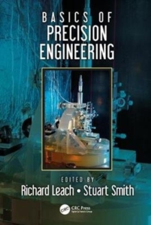 Basics of Precision Engineering, Hardback Book