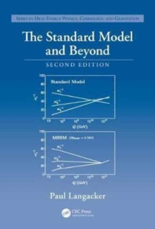 The Standard Model and Beyond, Second Edition, Hardback Book