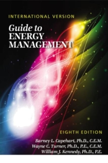 Guide to Energy Management : International Version, Hardback Book