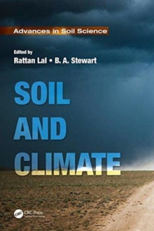 Soil and Climate, Hardback Book