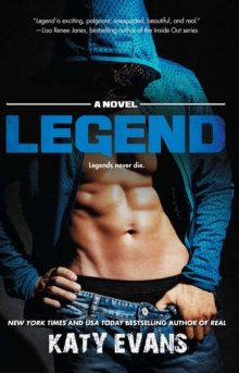 Legend, Paperback / softback Book