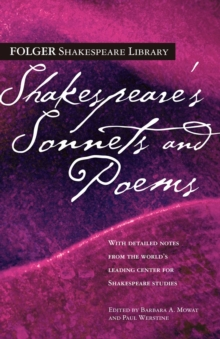 Shakespeare's Sonnets & Poems, EPUB eBook