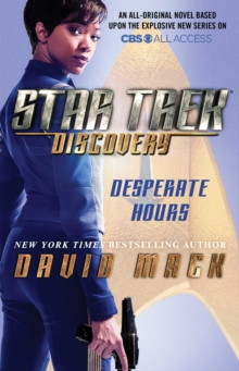 Star Trek: Discovery: Desperate Hours, Paperback Book
