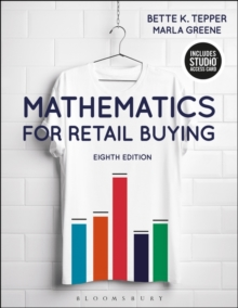 Mathematics for Retail Buying : Bundle Book + Studio Access Card, Multiple copy pack Book