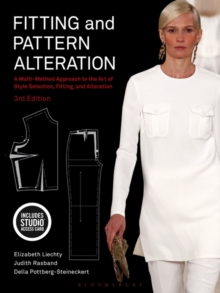 Fitting and Pattern Alteration : Bundle Book + Studio Access Card, Multiple copy pack Book