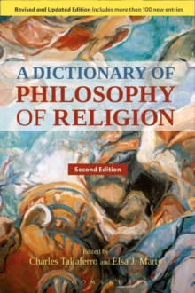 A Dictionary of Philosophy of Religion, Second Edition, Paperback Book