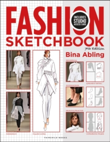Fashion Sketchbook : Bundle Book + Studio Access Card, Multiple copy pack Book