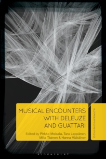 Musical Encounters with Deleuze and Guattari, Paperback / softback Book