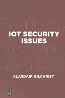 IoT Security Issues, Paperback / softback Book