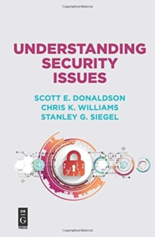 Understanding Security Issues, Paperback / softback Book