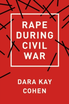 Rape during Civil War, Hardback Book