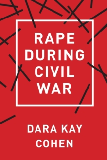 Rape during Civil War, Paperback / softback Book