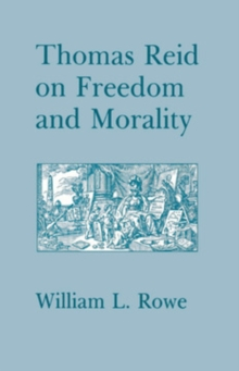 Thomas Reid on Freedom and Morality, PDF eBook