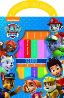 My First Library - Paw Patrol, Board book Book