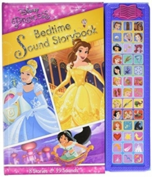 Disney Princess Sound Storybook Treasury, Hardback Book
