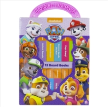 Paw Patrol Skye My First Library, Hardback Book