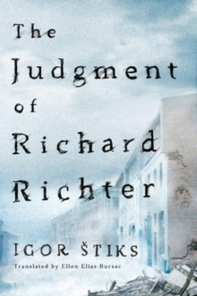 The Judgment of Richard Richter, Paperback / softback Book