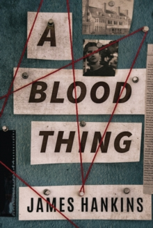A Blood Thing, Hardback Book