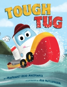 Tough Tug, Hardback Book